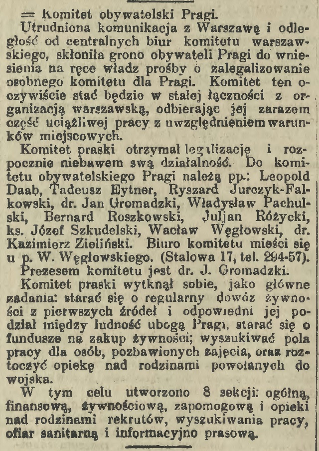 Kurjer Warszawski. R. 94, 1914, nr 228
